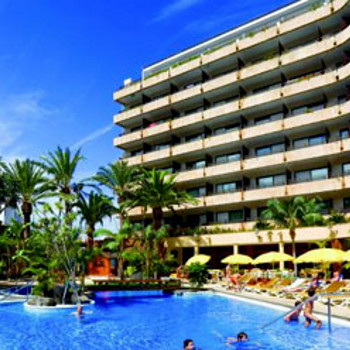 Sol puerto de la cruz hotel holiday reviews puerto de la cruz tenerife canary islands spain - Hotel sol puerto de la cruz ...