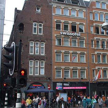 Swissotel amsterdam hotel holiday reviews amsterdam for Swissotel amsterdam