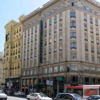 Image of Tryp Gran Via Hotel