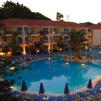 Image of Tsilivi beach hotel