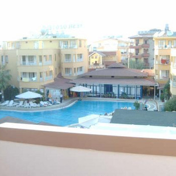 Image of Yesil Oz Aparthotel