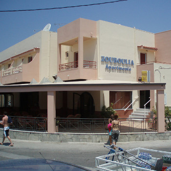 Image of Zouboulia Apartments