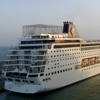 Image of MSC Sinfonia