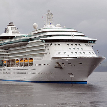 Radiance Of The Seas Food Review
